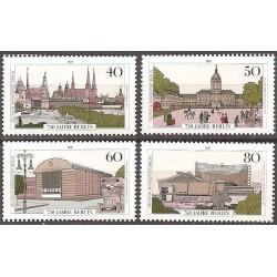 West Berlin 1987. 750 years...