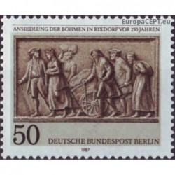West Berlin 1987. Bohemian...