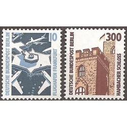 Vakarų Berlynas 1988. Turizmas