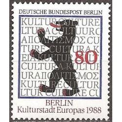 West Berlin 1988. Berlin -...