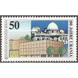 West Berlin 1988. Architecture