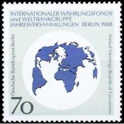 West Berlin 1988. Annual...