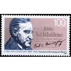 West Berlin 1989. Nobel...