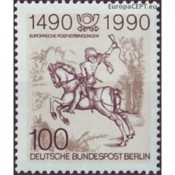 West Berlin 1990. European...