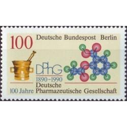 West Berlin 1990. Pharmacy