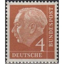 Germany 1954. President