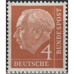 Vokietija 1954. Prezidentas