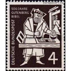 Vokietija 1954. Gutenbergo...