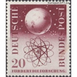 Germany 1955. Science...