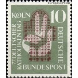 Germany 1956. Catholic Day