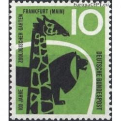 Germany 1958. Frankfurt am...
