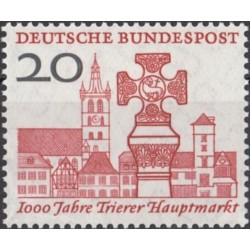 Vokietija 1958. Miestų...