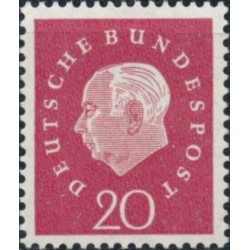 Vokietija 1959. Prezidentas