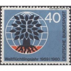 Germany 1960. World Refugee...