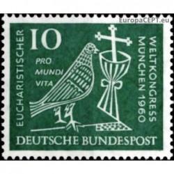 Germany 1960. Eucharisttic...