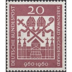 Germany 1960. Bishops