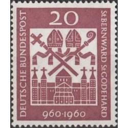 Vokietija 1960. Vyskupai