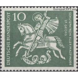 Vokietija 1961. Skautai