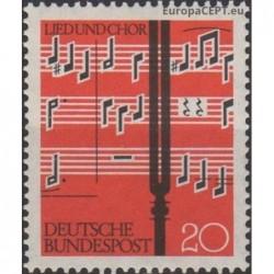 Vokietija 1962. Muzika