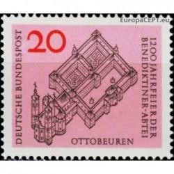 Germany 1964. Ottobeuren abbey