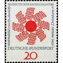 Germany 1964. Catholic Day
