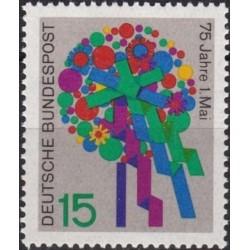 Vokietija 1965. Gegužės 1-oji