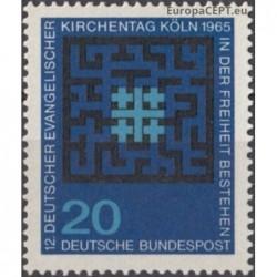 Germany 1965. Catholic Day