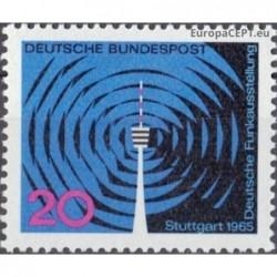 Germany 1965. German Radio...