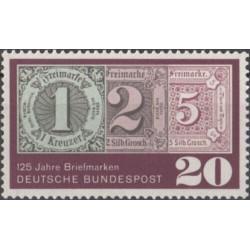 Germany 1965. Postage stamp...