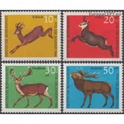 Vokietija 1966. Fauna