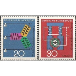 Germany 1966. Science and...