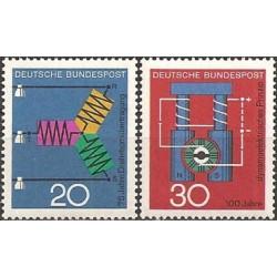 Vokietija 1966. Mokslas ir...