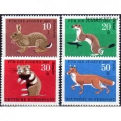 Germany 1967. Small mammals