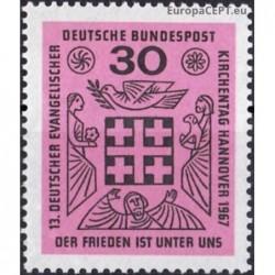 Germany 1967. Catholic Day