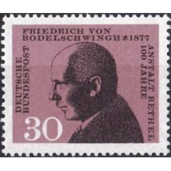 Germany 1967. Theologian
