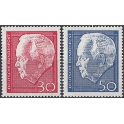 Vokietija 1967. Heinrichas...