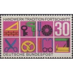 Germany 1968. Jobs