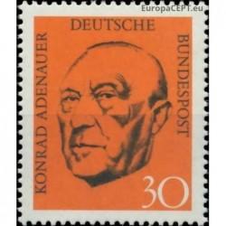 Germany 1968. Konrad Adenauer