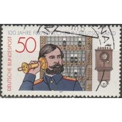 Germany 1977. Telephone...