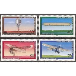 Vokietija 1978. Aviacijos...