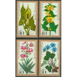 Germany 1978. Flowers