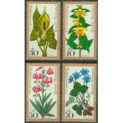 Vokietija 1978. Gėlės