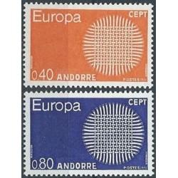 Andora (pranc) 1970. CEPT:...
