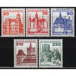 Germany 1978. Castles