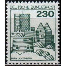 Vokietija 1978. Pilis