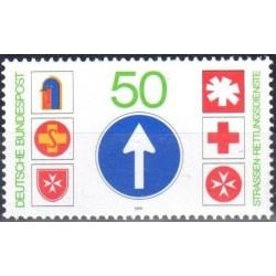 Vokietija 1979. Kelių eismo...