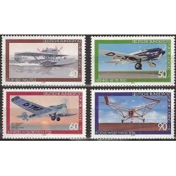 Vokietija 1979. Aviacijos...