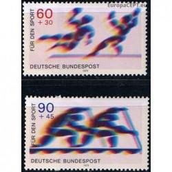 Germany 1979. Sports