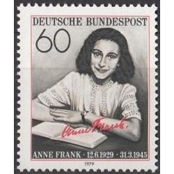Vokietija 1979. Ana Frank...