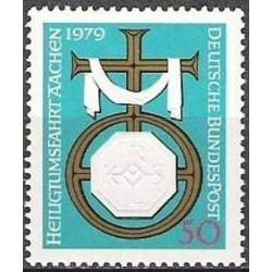 Vokietija 1979. Karolis...